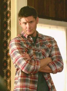 I loves me some Winchesters in Plaid