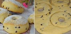 Úžasné česnekové housky hotové do 30 minut recept Czech Recipes, Delicious Donuts, Pan Dulce, Polish Recipes, Cookie Desserts, Four, Tasty Dishes, No Bake Cake, Sweet Recipes