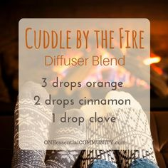 Use Coconut Oil Daily - - Cuddle by the Fire Christmas diffuser blend of orange, cinnamon, and clove 9 Reasons to Use Coconut Oil Daily Coconut Oil Will Set You Free — and Improve Your Health!Coconut Oil Fuels Your Metabolism! Fall Essential Oils, Essential Oil Diffuser Blends, Essential Oil Uses, Essential Oil Christmas Blend, Essential Oil Combos, Plant Therapy Essential Oils, Doterra Diffuser, Clove Essential Oil, Diffuser Recipes