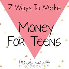 Easy Money For Teen 6