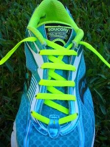 Tips for lacing shoes to correct common foot/running pains