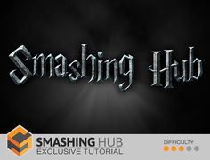 Create a Nice Harry Potter's Text Effect in Photoshop