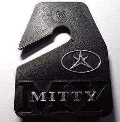 Cabide de cinto parte 1 Mitty
