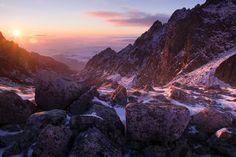 Tatra Mountains - Od Téryho chaty...