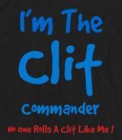 Commander Tee