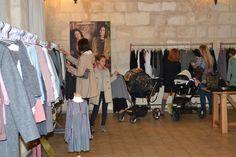 Vente éphémère Nicoli, Octobre 2014.  Versailles-Paris-Bordeaux