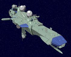 Old Stuff 04 by xzarno #spaceship – https://www.pinterest.com/pin/26106872824497617/