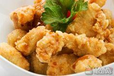 Receita de Camarão empanado à moda chinesa em receitas de crustaceos, veja essa e outras receitas aqui!