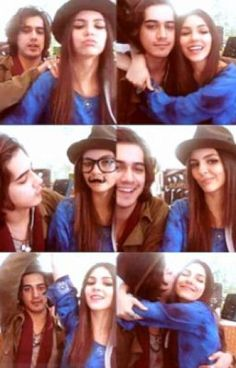 ❤️Beck & Tori L.O.V.E.❤️ Victorious Tv Show, Jade West Victorious, Cute Relationship Goals, Cute Relationships, Tori And Beck, Beck Oliver, Sam And Cat, Avan Jogia, Elizabeth Gillies