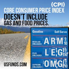 The annual number might look modest right now, but it tells a much different story when you drill down into each separate line item. Consumer Price Index, Self Serve, Investors, Stock Market, Separate, Drill, America, Number, Usa