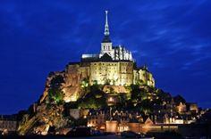 Qhotel Mont-Saint-Michel, la montaña mágica francesa.