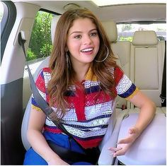 Carpool karaoke on 'The Late Late Show with James Corden; Stills 6/20/2016