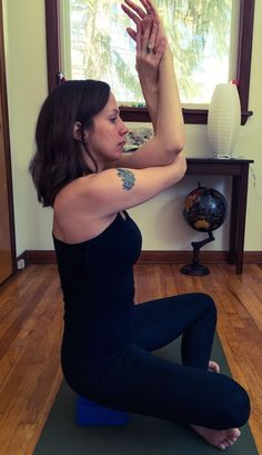6 Quick Yoga Moves For Neck Pain & TMJ Relief