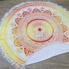Wholesale Mandala Round Beach Towels Round Towel Roudies Terry Rounds wide variety LOW or No MOQ Custom Design and Custom Sizes