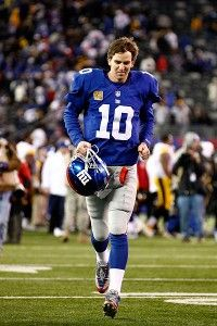 The New York Giants have an NFC East best 6-3 record, but their MVP quarterback has been struggling.