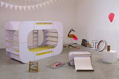 Great bunkbeds - IOKIDS Design