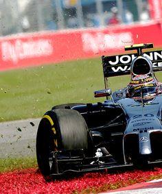 Kevin Magnussen | 2014 Canadian Grand Prix