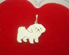 Pingente de Cachorro Em Prata - Peça o seu pelo Whats (21) 97266-8643  - #pingentedecachorro #coleçãolovepet