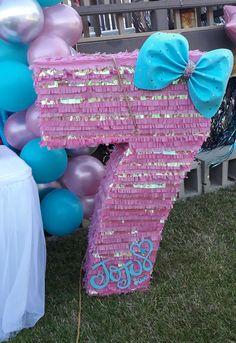 Jojo Siwa Birthday Cake, Candy Theme Birthday Party, 7th Birthday Party Ideas, Barbie Birthday, Birthday Decorations, Girl Birthday, Cupcake Party, Spa Party, Pamper Party