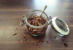 Mézes házi granola