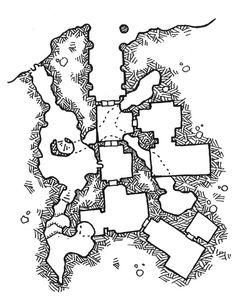 [Friday Map] Gwenhyfar's Shrine