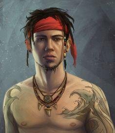 Pirate by *adlovett on deviantART