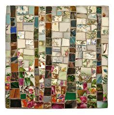 Little Forest  ~  Artist: Dorit Landau  ~ Beyond Borders: Mosaic Auction for DWB/MSF September 2012