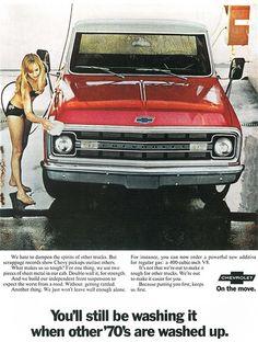 autorevue:  Classic Car Ad Chevrolet PickupMore:http://www.autorevue.at/autowerbung