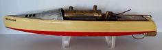 Speedboat BOWMAN (UK) modèle SWALLOW de 1932