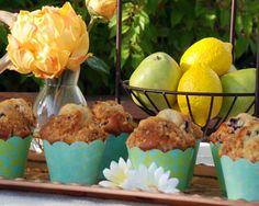 Brunch muffins with Dessert Skirtz cupcake wrappers