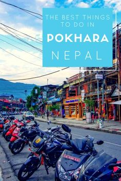 These top things to do in Pokhara, Nepal will give you a glimpse into what it's like visiting this bustling city in the midst of towering mountains. https://www.littlethingstravel.com