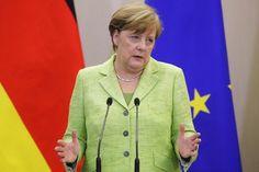 Канцлер Німеччини Ангела Меркель закликала країни ЄС вирішити проблему реформування системи надання статусу біженця. Вона попередила, що держави ЄС, які отримують фінансову допомогу від Брюсселя, повинні проявити солідарність у даному питанні. «Солідарність �