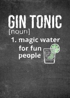 A funny design for your kitchen printed on a metal poster. The perfect gift for everyone who loves gin. gin quotes lover humor meme poster poster gin quote inspiration poster for kitchen poster gin Gin Quotes, Some Quotes, Best Quotes, Tonic Drink, Gin And Tonic, Funny Drinking Quotes, Funny Quotes, Decor Inspiration, Kitchen Inspiration