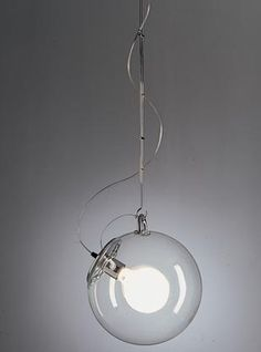 The Miconos Suspension Light by Ernesto Gismondi for Artemide has achieved iconic status; it's $590 at Y Lighting.
