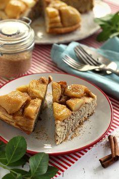 Juditka konyhája: ~ FORDÍTOTT ALMATORTA FAHÉJAS TEKERCSEN ~ French Toast, Breakfast, Food, Caramel, Morning Coffee, Essen, Meals, Yemek, Eten