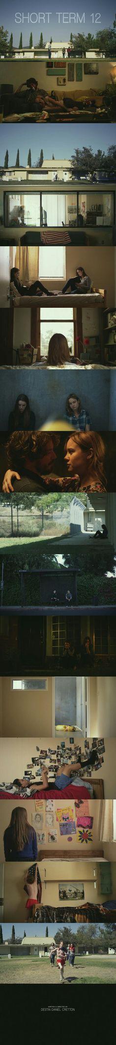 Short Term 12 (2013) Directed by Destin Daniel Cretton.