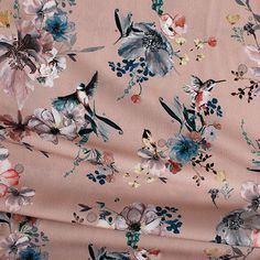 Sew Over It Online Fabric Shop - Woodland Serenity - Crepe