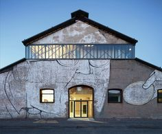 Gallery - Technopole for Industrial Research Shed #19 / Andrea Oliva Architetto - 1