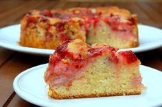 Aardbeiencake - met Zonnigfruit