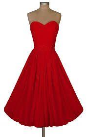 vestidos años50
