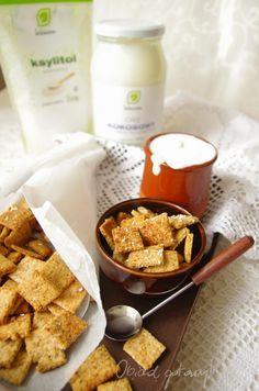 Obiad gotowy!: Kokosowe płatki śniadaniowe Kefir, Granola, Healthy Recipes, Healthy Foods, Cereal, Breakfast, Sunrise, Interior, Gastronomia