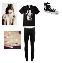 """""""Untitled #182"""" by fashionisbae12 on Polyvore featuring rag & bone and Converse"""