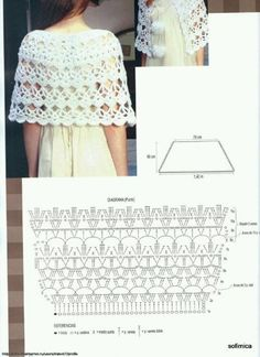 Exceptional Stitches Make a Crochet Hat Ideas. Extraordinary Stitches Make a Crochet Hat Ideas. Crochet Diy, Beau Crochet, Pull Crochet, Crochet Cape, Crochet Woman, Crochet Scarves, Crochet Clothes, Crochet Sweaters, Crochet Scarf Diagram