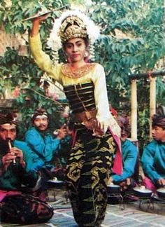 Lombok Dancer