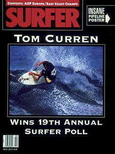 February 1991. #SURFERPhotos