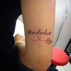 """Brito Tatto no Instagram: """"É nóis"""" #wanderlust"""