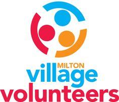 Milton Village Volunteers Logo — Slate Communications: Marketing and Public Relations