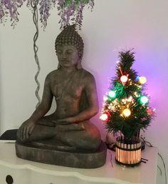 Tra sacro e profano addobbi pronti in 3 minuti #natale #dicembre #domenica #alberodinatale