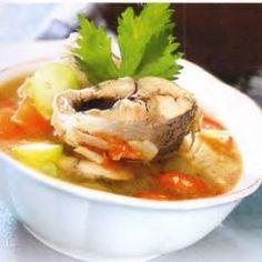 Resep Garang Asam Bandeng Seafood Recipes, Cooking Recipes, Good Food, Yummy Food, Asian Recipes, Ethnic Recipes, Malaysian Food, Indonesian Food, Food And Drink