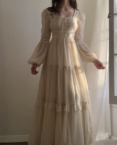 Classy Outfits, Pretty Outfits, Pretty Dresses, Beautiful Dresses, Fairytale Dress, Fantasy Dress, Looks Chic, Mode Inspiration, Dream Dress